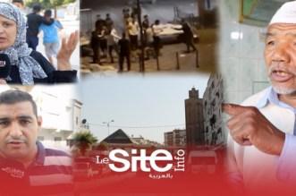 بالفيديو.. سكان حي السالمية بكازا: مبقيناش كنخرجو بسبب الإجرام وكنخافو على ولادنا من القرقوبي