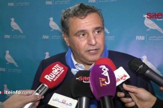 أخنوش: وزارة الفلاحة ستقف إلى جانب مربي الأبقار