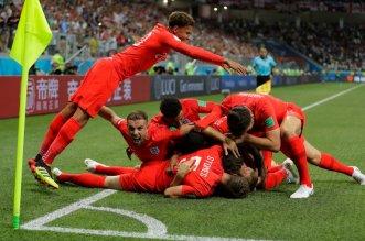 """بالفيديو.. فوز """"قاتل"""" لإنجلترا على تونس في المونديال"""
