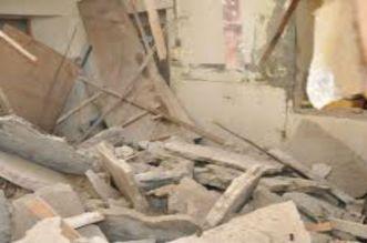 انهيار سقف منزل بالبيضاء.. وأحد قاطنيه ممثل مشهور