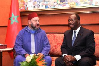 الملك يعزي الرئيس الإيفواري في ضحايا الفيضانات التي ضربت أبيدجان