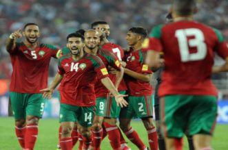 بالفيديو.. الهدف الثاني للمغرب في شباك الكاميرون