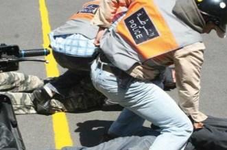 """اعتقال شخصين اعتديا على مواطن بـ""""سيف"""" في أكادير"""