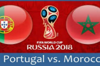 مغاربة يوقعون عريضة ضد الفيفا لإعادة مباراة المغرب والبرتغال