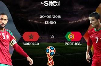 بث مباشر.. هذه هي القنوات الناقلة لمقابلة المغرب والبرتغال