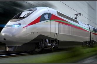 """بعد 11 سنة من الانتظار.. الملك يُعطي انطلاقة القطار السريع TGV ويُطلق عليه إسم """"البُراق"""""""