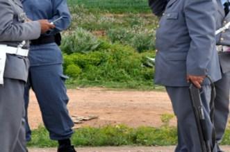 سقوط عصابة مختطفي النساء في الشارع العام