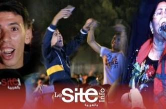 بالفيديو – مهرجان وجدة للراي.. الشابة الزهوانية نوضاتها