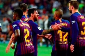 بالفيديو.. ملخص وأهداف مباراة برشلونة وإيندهوفن