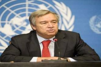 غوتيريش يقترح خيارات لتحسين حماية الفلسطينيين