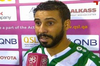 تصريح محسن متولي بعد مشاركته الأولى مع فريقه الجديد