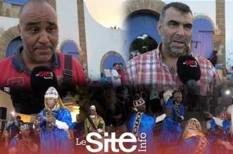 بالفيديو – انطلاق الدورة الثامنة من المهرجان الدولي لنجوم كناوة