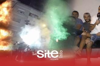 نايضة في كازا.. قنبول وصواريخ احتفالا بعاشوراء -فيديو