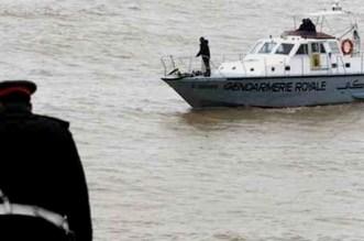 فقدان 23 مهاجرا سريا إثر انقلاب قارب قبالة سواحل تزنيت