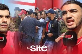 """جمهور """"فريميجة"""" غاضب قبل مباراة الوداد ووفاق سطيف الجزائري"""