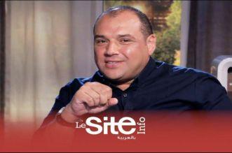 """بالفيديو.. الوجه الأخر.. عماد النتيفي يسترجع ذكريات """"دوزيم""""ويحكي عن عشقه للوداد"""