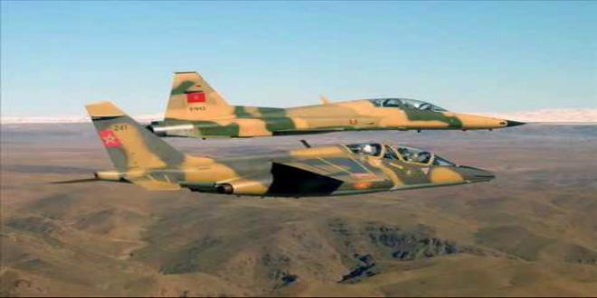 المغرب يستعد لتطوير طائرات حربية