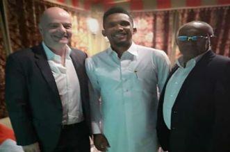 """بعد اجتماع انفانتينو بأحمد أحمد وإيتو.. الكاميرون غير قادرة على تنظيم كان """"2019"""""""