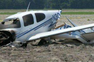 سقوط طائرة خفيفة ضواحي مراكش