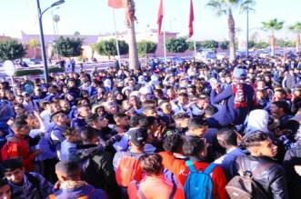 جمعية الدفاع عن حقوق الإنسان تعلن تضامنها مع التلاميذ المتظاهرين