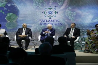 """حوارات أطلسية.. شخصيات عالمية تناقش بمراكش """"تمويل المناخ في الجنوب"""""""
