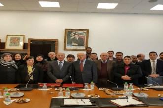 إبرام اتفاقيـة شراكـة بين المكتبة الوطنية للمملكة المغربية والنادي الدبلوماسي المغربي