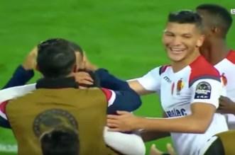 بالفيديو.. أهداف الشوط الأول من مباراة الوداد وأسيك ميموزا
