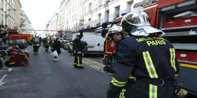 انفجار قوي يهز حيا جامعيا بليون الفرنسية
