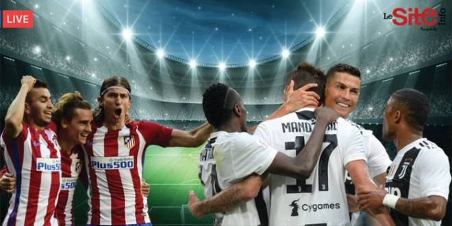 بث مباشر.. أتلتيكو مدريد ضــــد يوفنتوس (دوري أبطال أوروبا)