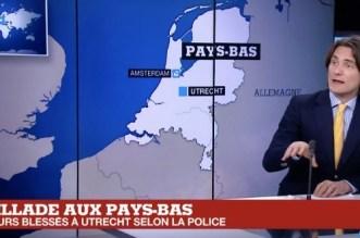 منفذ الهجوم المسلح بأوتريخت الهولندية من أصول تركية