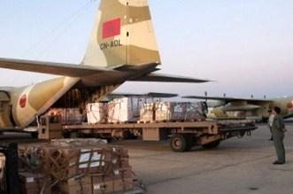 الموزمبيق تتوصل بالمساعدة الإنسانية العاجلة من المغرب للتخفيف من أثار الإعصار