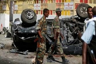 هجوم انتحاري يُخلّف 9 قتلى بينهم مساعد وزير بالصومال