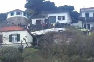 البرتغال.. 28 قتيل على الأقل في حادث انحراف حافلة للسياح بجزيرة مادير