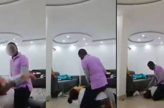 بالفيديو.. أول خروج إعلامي للمغربية المعنفة من زوجها السعودي
