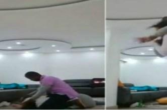 بالفيديو.. أول خروج إعلامي للزوجة المغربية المعنفة من زوجها السعودي