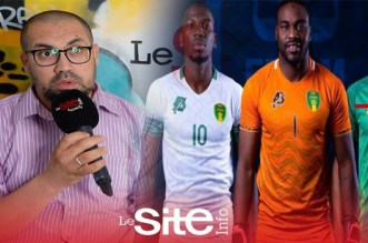 """مصمم أقمصة منتخب موريتانيا يرد بعد اتهامه بالسرقة: """"التصميم حصري وممكن يكون تشابه فقط"""" -فيديو"""