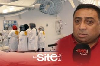 """بالفيديو.. الصيفي ينفي """"مغالطات"""" حول مركز طبي للقرب دشّنه الملك بسيدي مومن ويوضح الحقيقة"""
