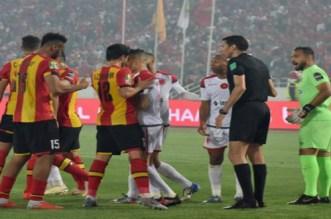 تصريحات عناصر الترجي بخصوص مباراة الوداد بتونس