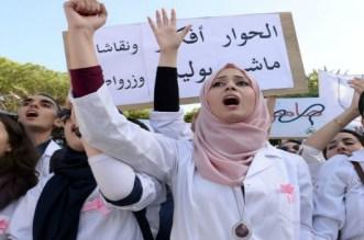 """حقوقيون يطالبون أمزازي والدكالي بالتفاعل مع """"أطباء الغد"""""""