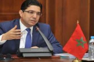 بوريطة يؤكد على الانخراط النشيط للمغرب في قمة الضفتين