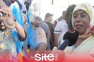 كناوي من ذوي الاحتياجات الخاصة يلهب جمهور مهرجان كناوة بالصويرة-فيديو