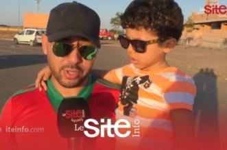 """بعد الهزيمة.. هذه آراء الجماهير المغربية حول مستقبل """"الأسود"""""""