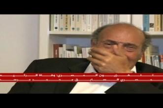 شاهد بالفيديو.. المرزوقي يبكي مرسي بحرقة