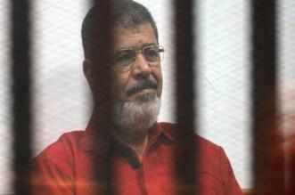 وفاة الرئيس المصري السابق محمد مرسي خلال محاكمته