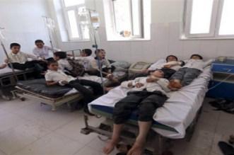 تسمم 44 تلميذ في حفل مدرسي بشيشاوة