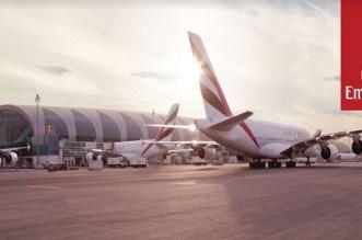 """طيران الإمارات تطلق رحلة يومية ثانية بين دبي و""""كازا"""""""