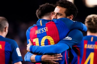 نيمار شرط ميسي للبقاء في برشلونة