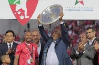 رسميا.. الوداد البيضاوي يقدم مدربه الجديد