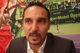 الموت يفجع بطل التنس المغربي كريم العلمي