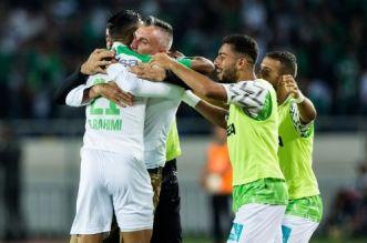 الرجاء يقترب من دور مجموعات دوري الأبطال بعد الإنتصار على النصر الليبي